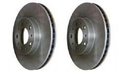 Volvo 940 Girling (15 inch / 280mm) Front Brake Discs (Pair)